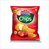 Tangy Tomato Flavour Chips