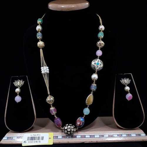 Exclusive Beads Mala Set