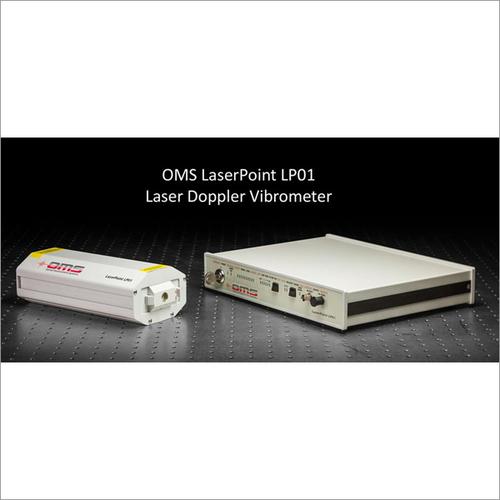 Oms Laser Point Lp01 Laser Vibrometer