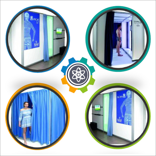 Special Tracking 3d Body Scanner