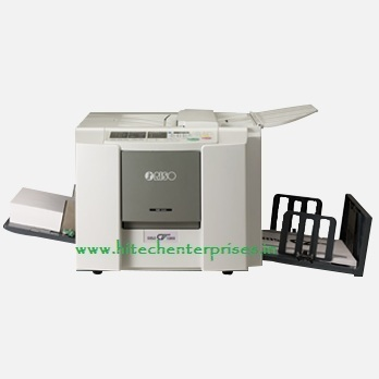 Riso Cv1200 Digital Duplicator B4 Size 100PPM Copy Printer
