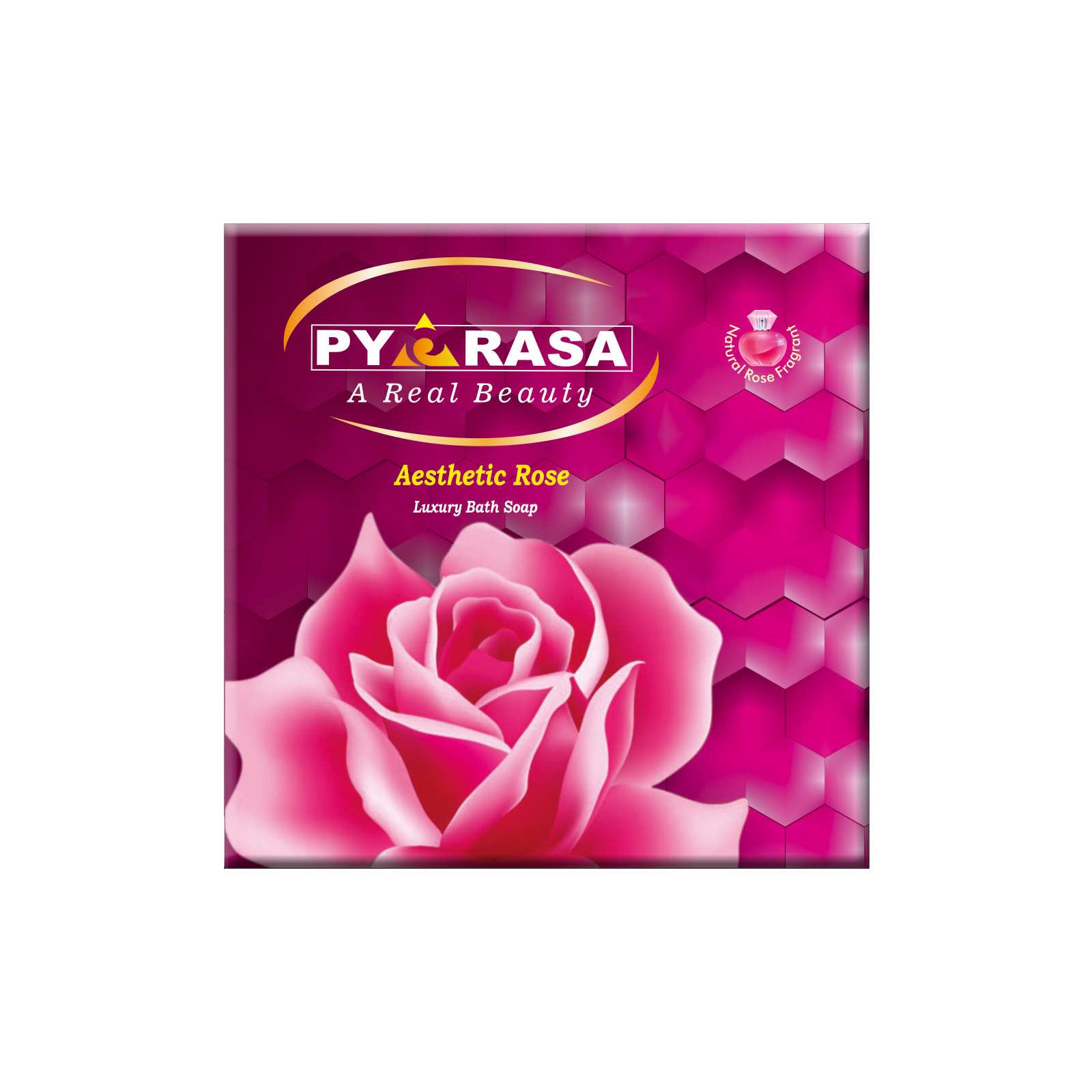 Pyarasa Aesthetic Rose 150g