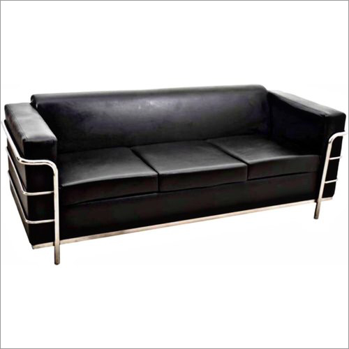 Stainless Steel Office Sofa