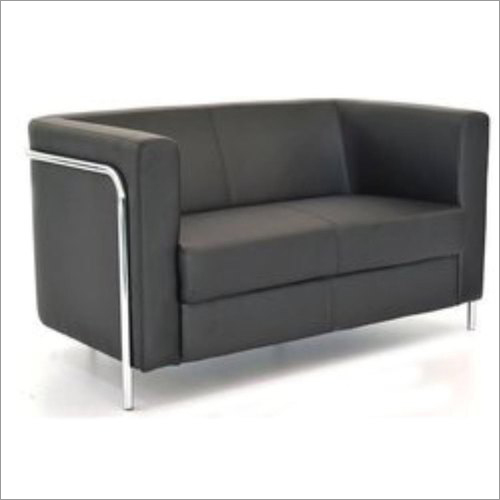 2 Seater SS Office Sofa