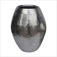 39X33 CM Hammered Flower Vase