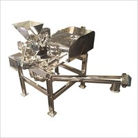 Shubh Micro Pulverizer With Screw Conveyor