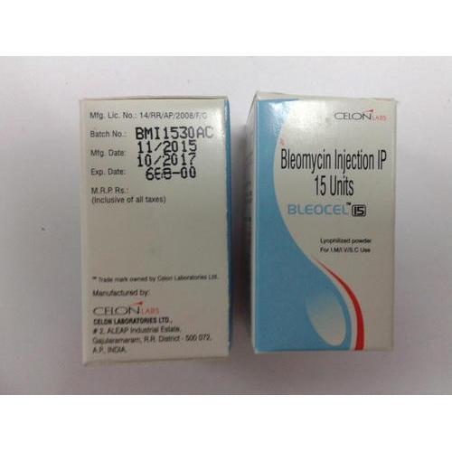 Bleomycin 15 IU