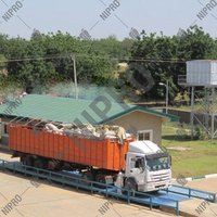 Modern Rice Mill Weighbridge