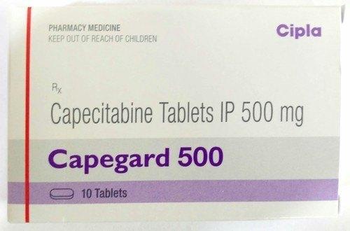 Capacitabine 500 mg