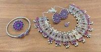 Latest German Silver Imitation Jewellery