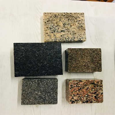 Multi-Color Cobblestone (Machine -Cut Sand Stone)