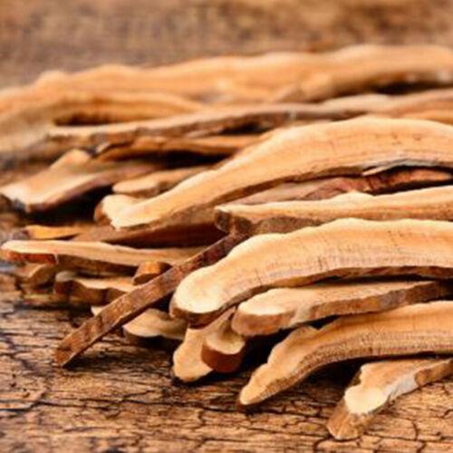 Reishi Lingzhi Ganoderma Lucidum Mushrooms Dried Slice Thai Herb Tea
