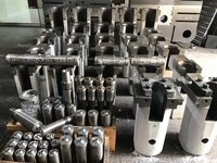 Hot Chamber Die Casting Machine Plunger Ring
