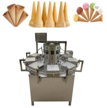 Multifunctional Wafer Cone Making Machines/ice Cream Waffle Cones Machine Pancake Making Machine