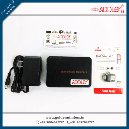 Addler HD Recorder For Endoscopy,Laparoscopy Surgery
