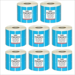 Barcode Paper Label Roll