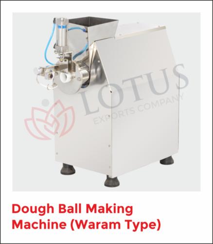 Dough Ball Cutting Machine