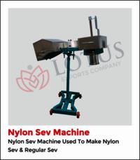Nylone Sev Machine