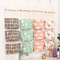 3 Layer Hanging Storage Organizer (Random)