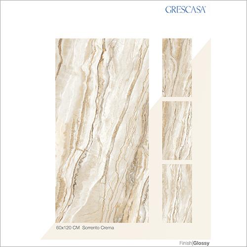 60 X 120 CM Sorrento Crema Glazed Vitrified Tiles
