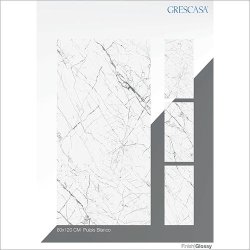 60 X 120 CM Pulpis Blanco Glazed Vitrified Tiles