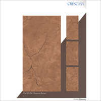 60 X 120 CM Florence Brown Glazed Vitrified Tiles