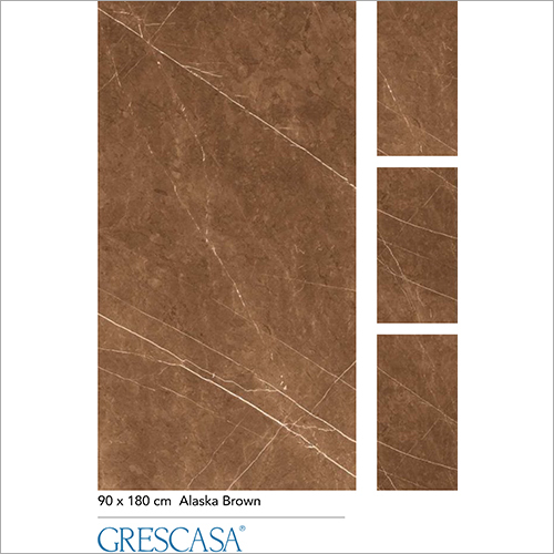 90 X 180 Brown Tiles