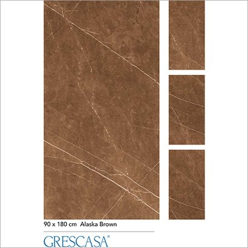 Ceramic 90 X 180 Brown Tiles