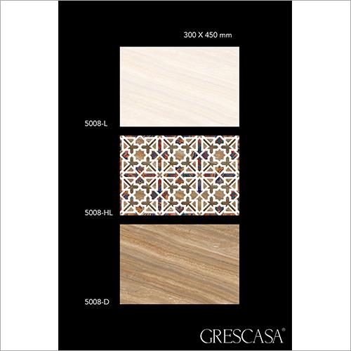 30X45 cm Bathroom Tiles