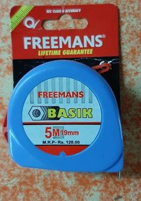 5 MTR Freemans Basic Measuring Tapes