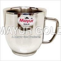 Stainless Steel Small Tea Coffee Cup
