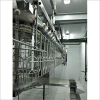 Poultry Processing Conveyor Based Plant