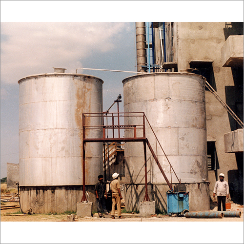 Aluminum Tanks & Process Equipment in SS