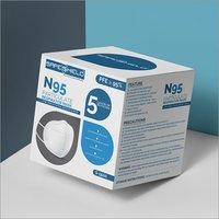 SAFESHIELD N95 FFP2 Respirators