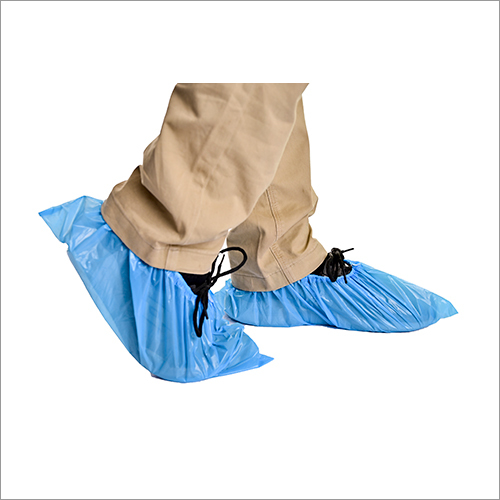 Medical LDPE Shoe Cover