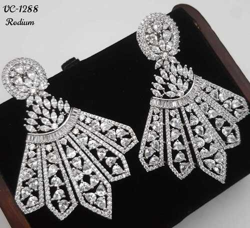Special Occassion American Diamond Earrings