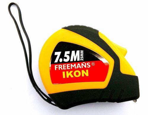 7.5 M Freemans Measuring Tapes