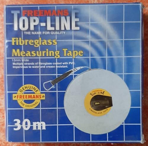 30M Freemans Fiberglass Tape