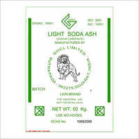 Soda Ash ( Light )