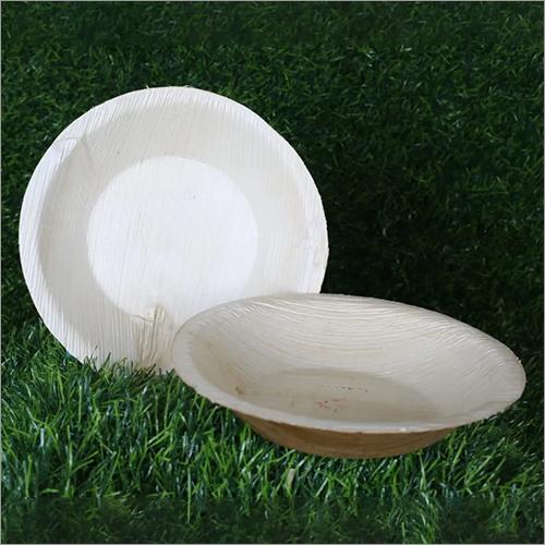 Areca Leaf Plain Bowl