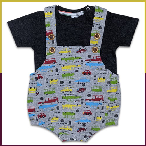 Sumix SKW 0154 baby Dungarees