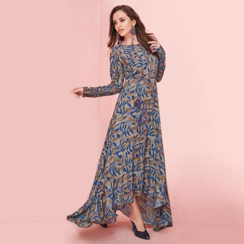 Ladies Palchu Gown