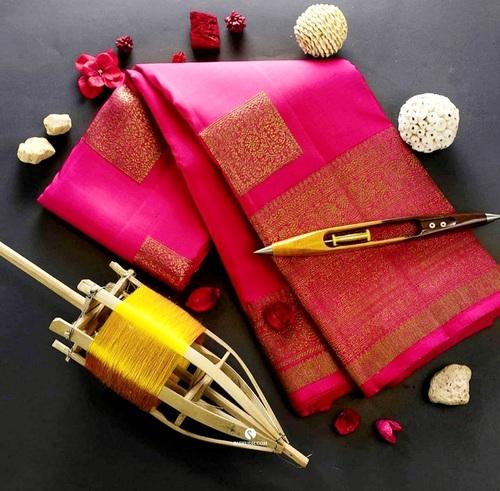Beautiful Rich Pallu Saree