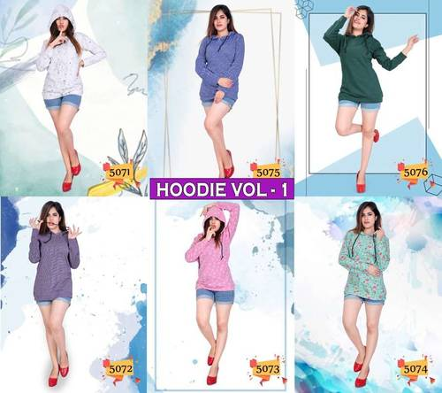 Hoodie Vol-1 Winter Tops collection