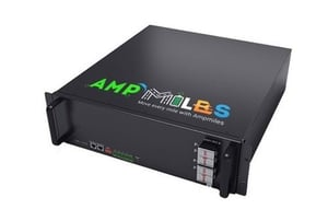 AMP Miles Rechargeable Lithium Battery