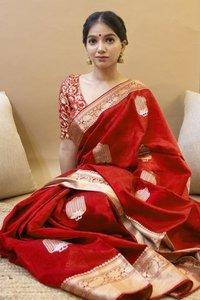 Ladies Assam Silk Saree