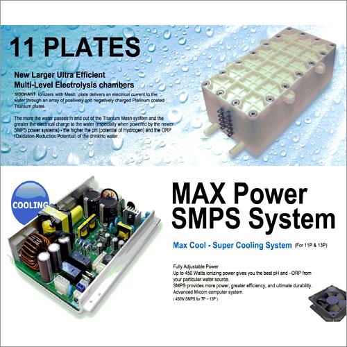 RSB11 Alkaline Water Ionizer