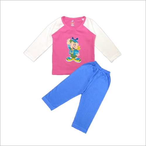 Boys Fancy T-Shirt And Pant