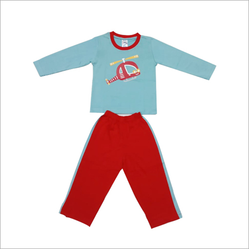 Boys Designer T-Shirt And Pant