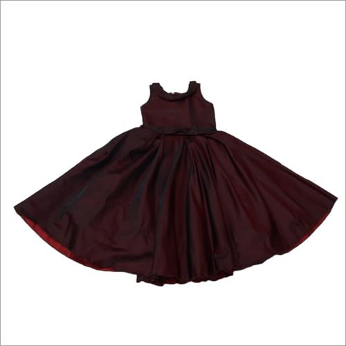 Fancy Kids Girls Western Style Fancy And Party Dress